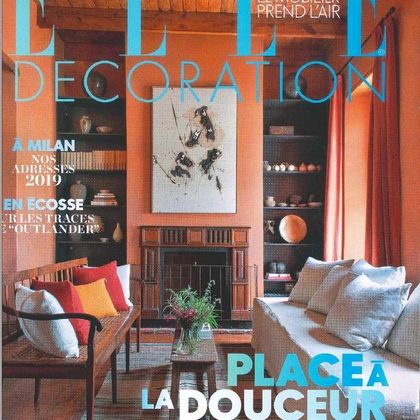 BADEN BADEN in ELLE DECORATION  APRIL/MEI 2019