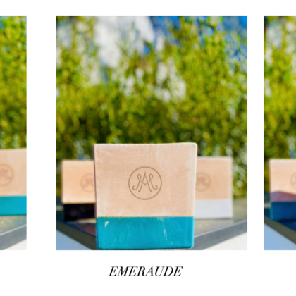 New : Outdoor candels AMANDA DE MONTAL